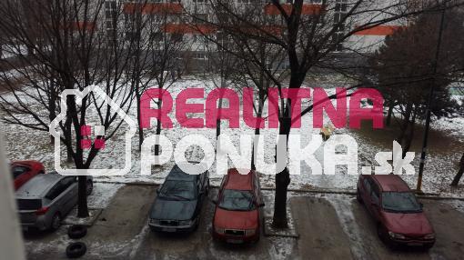 PREDAJ - 1izb. byt v PETRŽALKE/ul. Romanova / 78 000€
